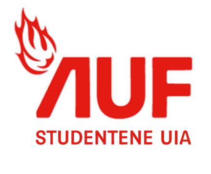 AUF-studentene ved UiA