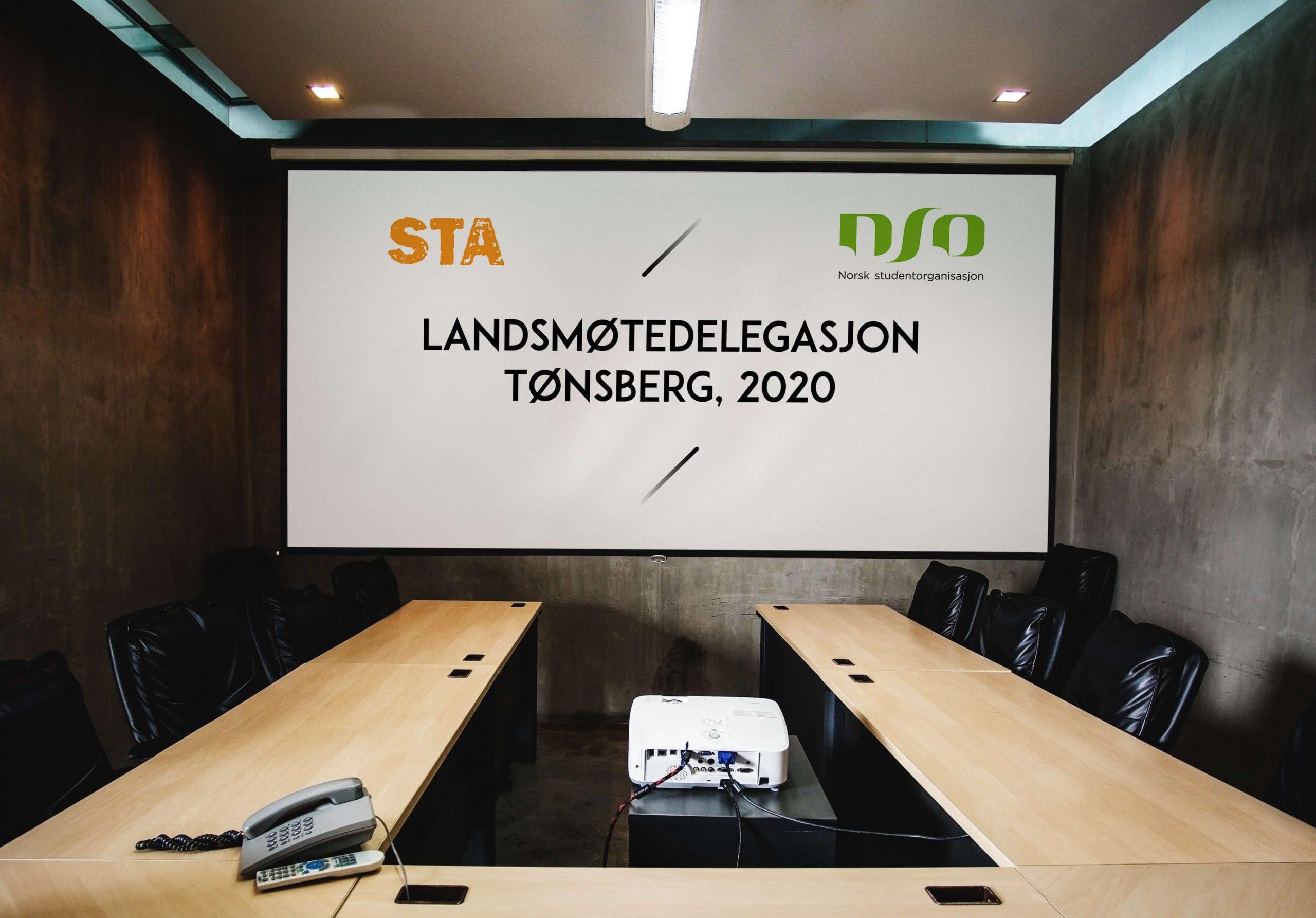 Representer UiA på landsmøtet til Norsk studentorganisasjon (18 ledige verv)