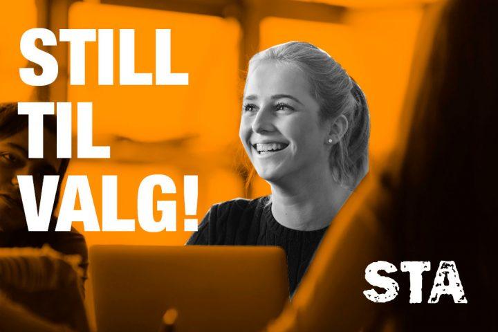 Endelig er Studentvalget 2020 her!