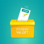 Nå kan du stemme i Studentvalget 2020!