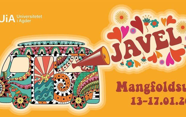 Digital Javel! Mangfoldsuka i uke 3