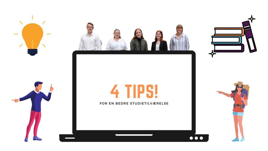 Tips for å gjøre studenthverdagen litt bedre