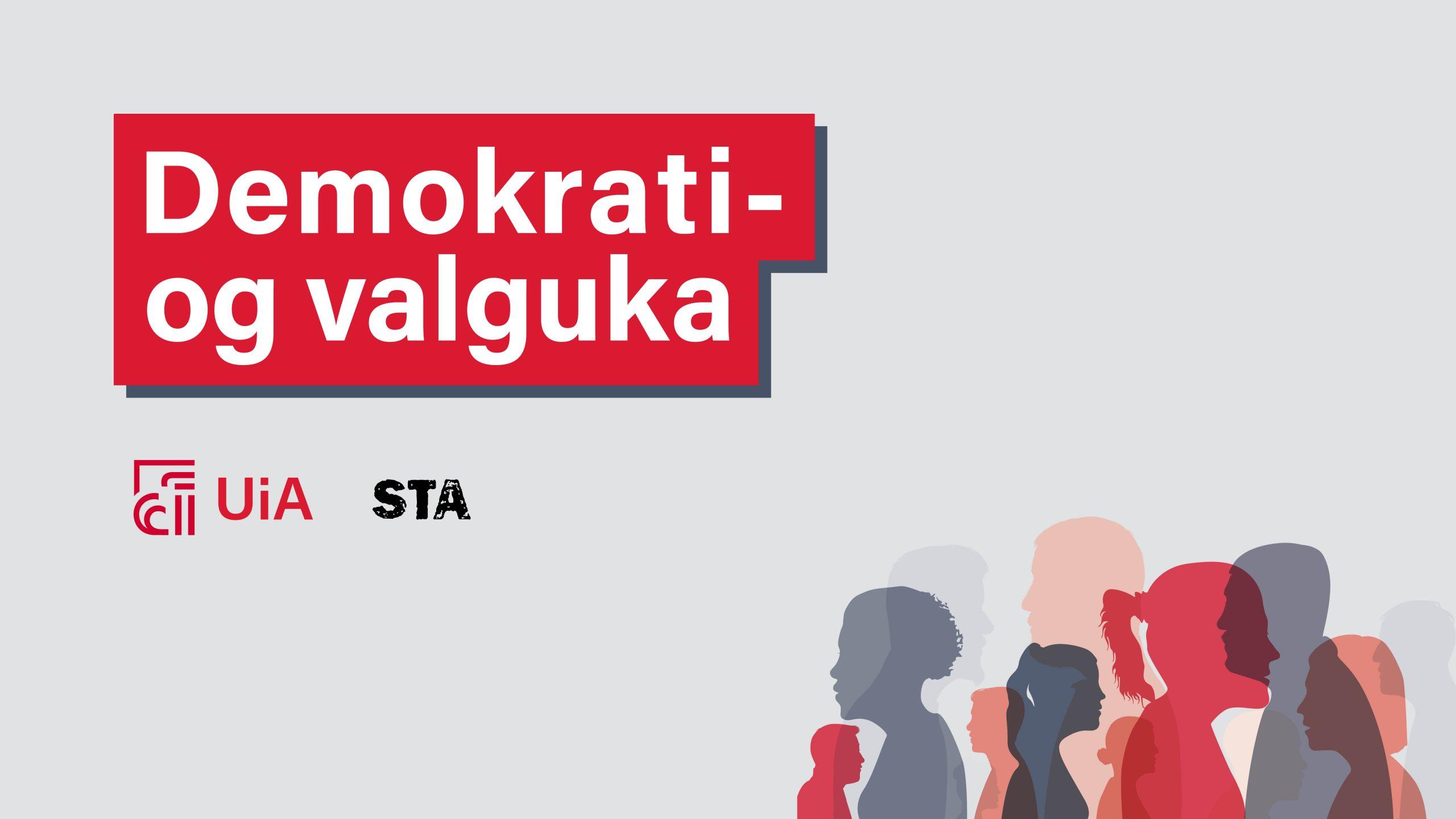 """""""Kva truar eigentleg demokratiet?"""" Fjerde episode i podcastserien til demokrati-og valguka ved UiA"""