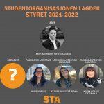 Pressemelding STA: Endret sammensetning av nytt STA-styre